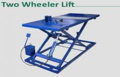 Two Wheeler Ramp (Lift) by S. P. Industries