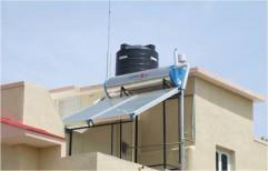 Water Heater by Steelhacks Industries