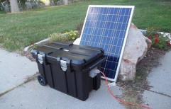 20 Feet Solar Mobile Generator by Powermax Energies Private Limited