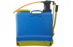 Aspee Blue Agricultural Sprayer, Capacity: 16 liters