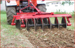Ksnm Plastic Disc Harrow, for Agriculture