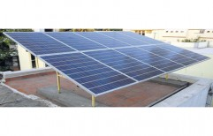 Domestic Solar Power Plant by Neoteric Enterprises India Private Limited