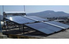 Industrial Solar Water Heater by Parth Infracon