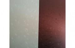 PVC Dual Color Elastic Panels by Rana Aluminium & Pvc