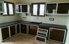 PVC modular kitchen by New Star Enterprises