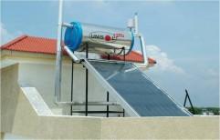 Roof Solar Water Heater by Steelhacks Industries