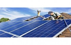 Solar Plant Installation Service by NECA INDIA