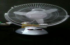 Solar Table Fan by Mavericks Solar Energy Solutions Private Limited