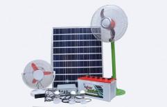 Solar Table / Pedestal Fan by Nakshtra Solar Solution