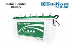 Solar Tubular Battery 120 Ah C10 by Sukam Power System Limited