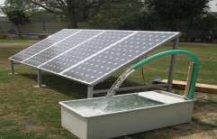 Solar Water Pump by Sabson Compu System