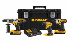 20-Volt Max Lithium-Ion Cordless Combo Kit with Tough Case ( by Oswal Electrical Store