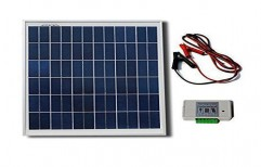 20 Watt Solar Modules by Ujjaval Solar Power