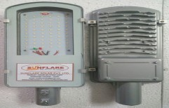 24W Solar Street Light Luminary by Sunflare Solar Private Limited