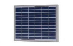 3 Watt Solar Panel by GV Solar Solution