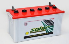 40AH/12V Solar Tabular Battery by Nakshtra Solar Solution