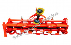 Agriculture Tractor Rotavator by Swami Agro Industries
