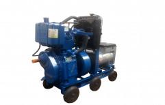Aluminum Body Diesel Generator by Dhruv Enterprises