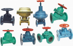 Diaphragm Valves by Aerotech Engineering India Pvt. Ltd.