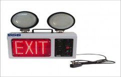 Double Beam Emergency Light by SPJ Solar Technology Private Limited