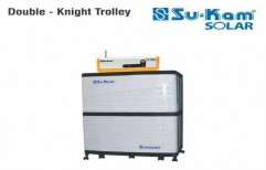 Double - Knight Trolley by Sukam Power System Limited