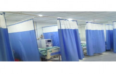 Hospital Cubical Curtain Tracks by Gaurav Sanjivani Technicals