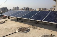On Grid Solar Roof Top Systems by Tantra International
