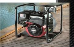 "Petrol Engine 4"" Flood De-Watering Industrial Water Pump, Warranty: 12 months"
