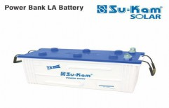Power Bank LA Battery 135 Ah by Sukam Power System Limited