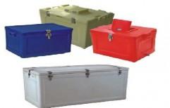PVC Plastic Ice Boxes by Sri Kamakshi Enterprises