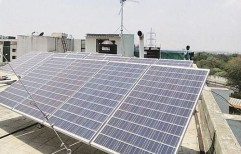 Residential Off Grid Solar Rooftop System 4 KW by Heaven Solar Energy Private Limited