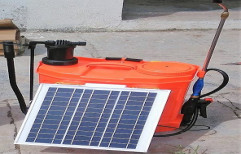 Solar Battery Sprayer by Kailash Enterprises