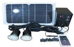 Solar Home Light System by Veetraag Solar System