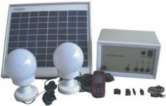 Solar Home Light by Tantra International