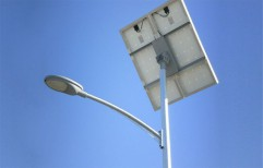 Solar Street Lights by Steelhacks Industries