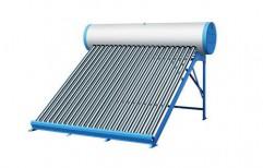 Solar Water Geyser by Solaris Energy