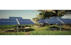 Solar Water Pump by Akshar Solar Solutions