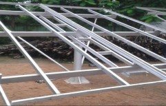 Solar Water Pump Structure by Qorx Energy