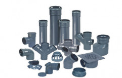 SWR Pipe And Fitting by Adarsh Pvc Pipes Pvt. Ltd.