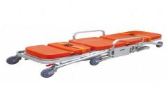 Ambulance Stretcher Trolley by Gaurav Sanjivani Technicals