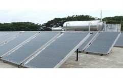 Commercial Solar Water Heater by Sunlight Energy Solutions