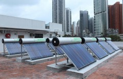 Commercial Solar Water Heater by Sunlink Solar Energy Private Limited