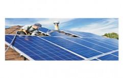 Industrial Solar Energy Panel by Veetraag Solar System