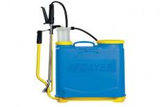 Plastic Knapsack Sprayer by Ganapathy Agro Industries