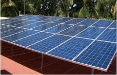 Poly Crystalline Solar Panel by Oscar Electricals