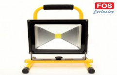 Rechargeable LED Flood Light 50W by Future Energy