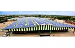 Rooftop Solar Power Plant by Sudarshan Saur Solar