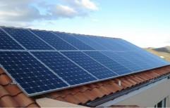 Rooftop Solar Power System by Shri Rudra Solar Developers