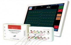 Single Channel ECG Test System by Helix Private Limited