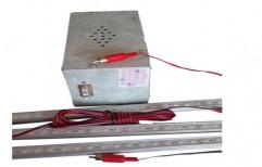 Solar Home Lighting System by Newtronics Green Energy